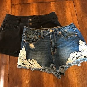 Aeropostale Shorts Lot